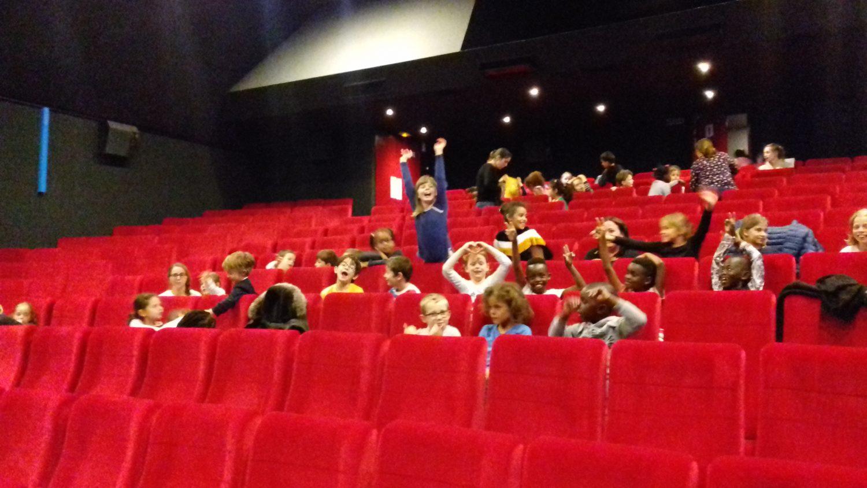 Tous ensemble au cinéma !