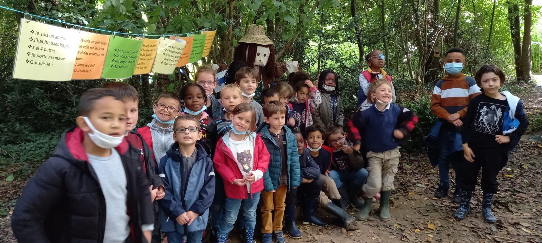 A la ferme de Mathurin : son potager et ses animaux